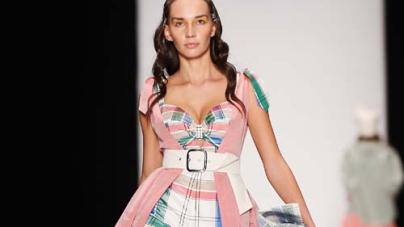 Laroom Fashion Show at Mercedesbenz Fashion Week