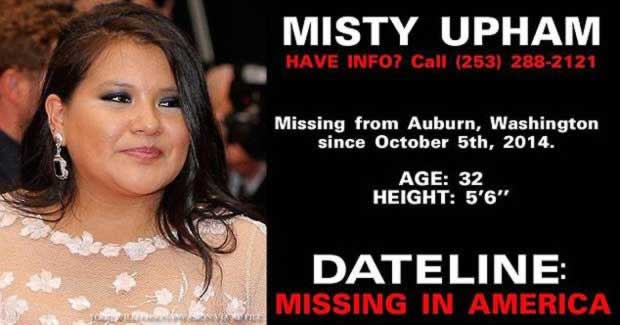 Misty_Upham_actress_missing