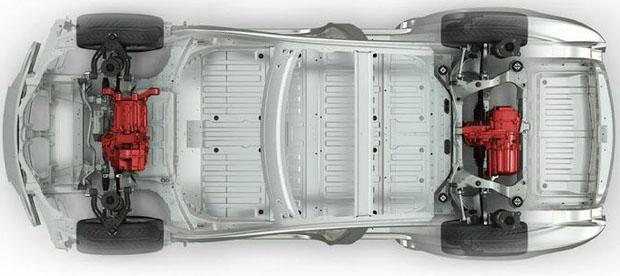 Tesla-Dual-Motor-Model-S