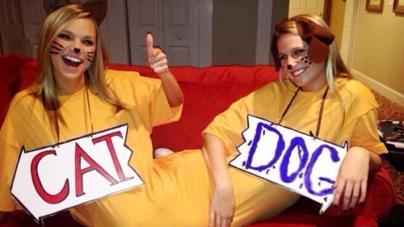 Last-Minute Halloween Costumes For All The Procrastinators