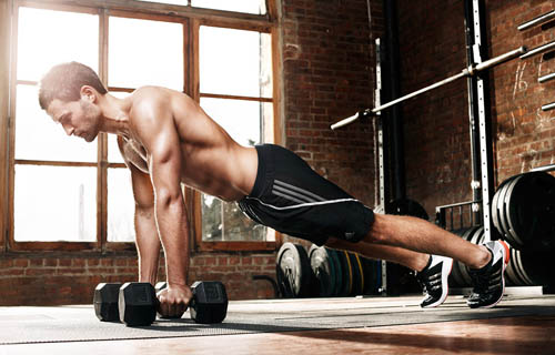 Top Tips for Men's Health and Fitness