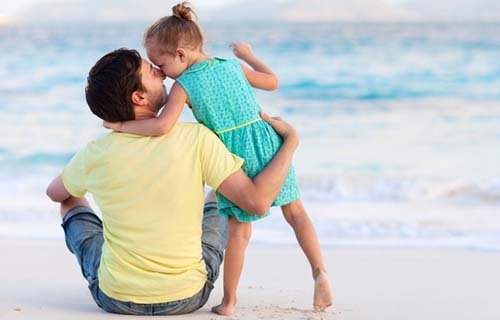 Matchless Lovely Relationship of Father and Daughter