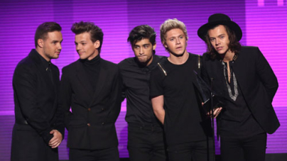 Celebrities Arrive at American Music Awards 2014