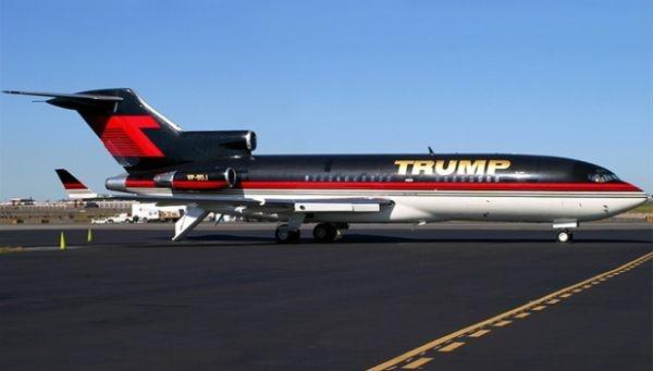Donald Trump, Boeing 727-23