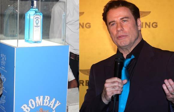 John+Travolta–Bombay_Sapphire_Martini