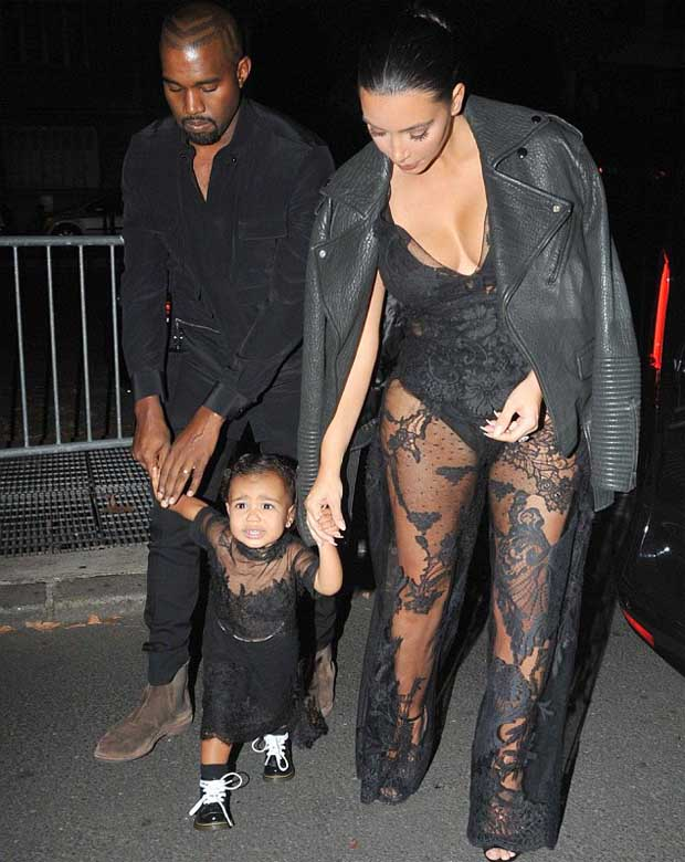 Kim_Kardashian_Kayne_west_and_North_