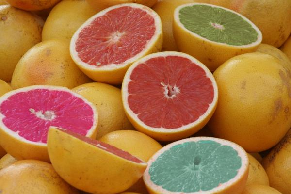colorful-grapefruits