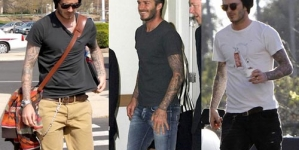 David Beckham – Styles and Fashion Trends