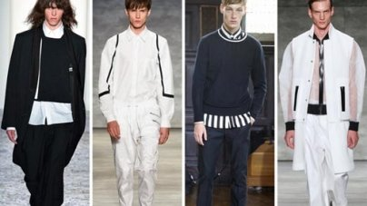 Spring 2015 Men's Fashion Trends