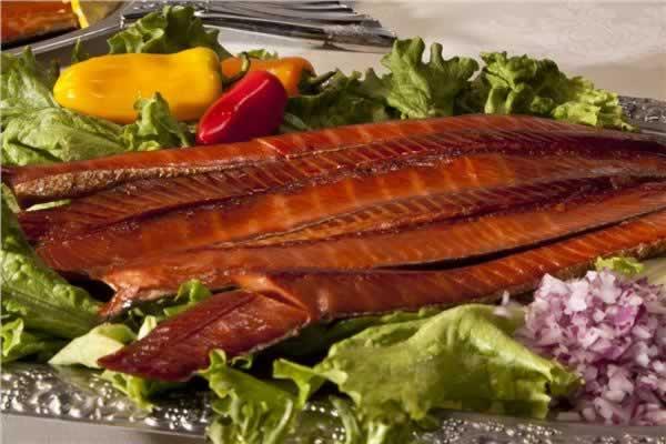 Healhy Smoked Salmon