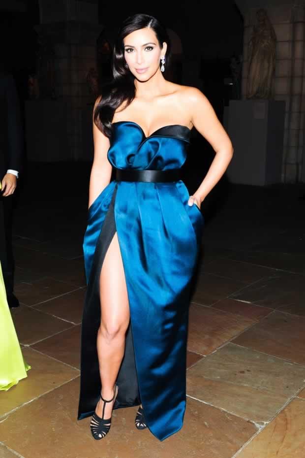 Kim Kardashian Looks of 2014