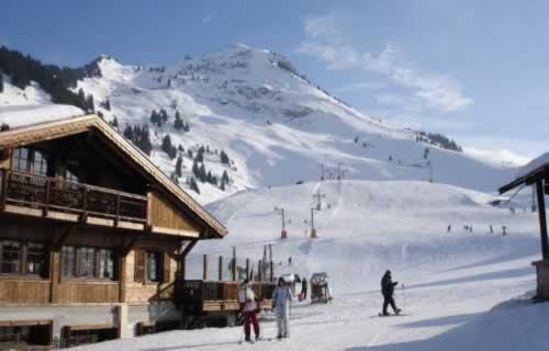 Winter's Best Luxury Ski Resorts