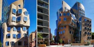 Frank Gehry's Sydney Business School