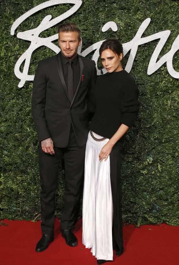 Victoria_and_David_Beckham_2014_British_Fashion_Awards_1