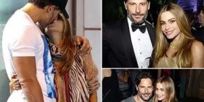 Sofia Vergara flashes diamond ring on vacation with Joe Manganiello