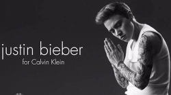 Justin Bieber in THAT Calvin Klein advert on Saturday Night Live