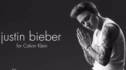 Justin Bieber in THAT Calvin Klein advert on Saturday Night Live