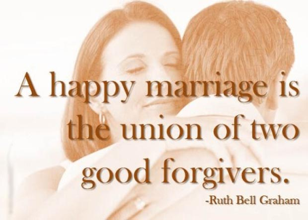 happy_marriage_is_the union_of_forgivers
