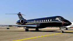 Luxury Private Jet owned by one of Britain's Richest Men