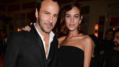 Tom Ford Hosts a Party for Noir Extreme