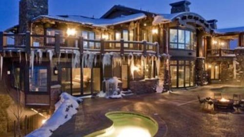Ski Dream Home listed for Auction at $21.9 Million