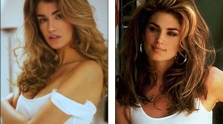 Amy Willerton is the SPITTING IMAGE of Cindy Crawford