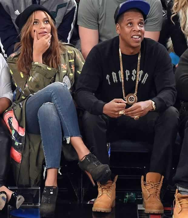 Beyoncé_and_Jay_Z_NBA_All-Star_game_1