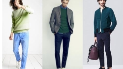 Men's Spring and Summer 2015 Fashion Trends
