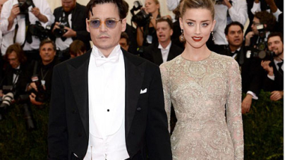 Johnny Depp and Amber Heard tie the knot in Los Angeles