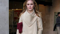 Julia Stiles Wears Parker Smith Jeans