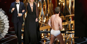 Neil Patrick Harris makes Crowd delighted in his Y-fronts