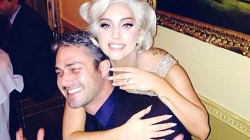 Taylor Kinney proposed Lady Gaga on Valentine's Day