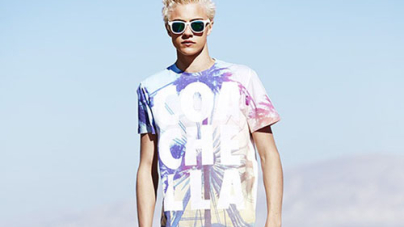 Fashion Styles from the H&M Loves Coachella collection