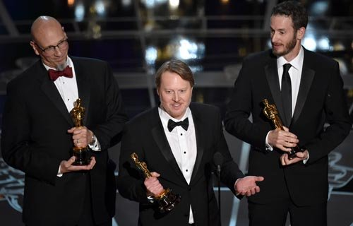 Big Hero 6 wins Oscar for Animated Feature Film