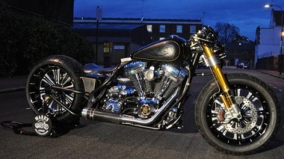 Most Expensive Harley-Davidson by Warr's of London
