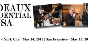 Bordeaux Confidential Wine Tasting Event