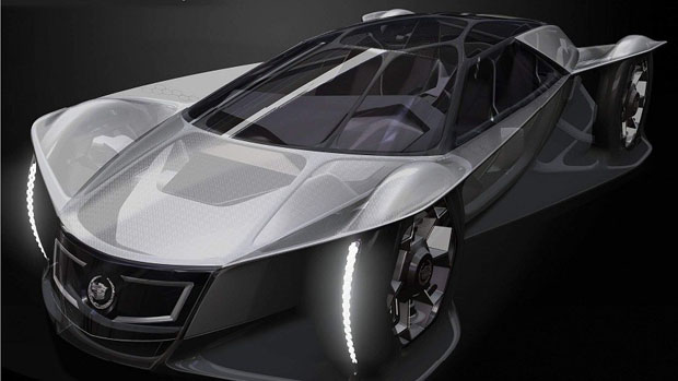 Cadillac Aera top future car