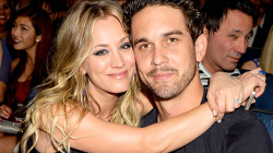Is Kaley Cuoco and Ryan Sweeting Having 'Fight Over Baby'?
