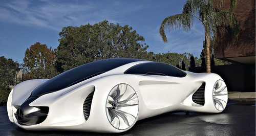 Futuristic Cars – Top Ten Fast and Luxury Future Cars