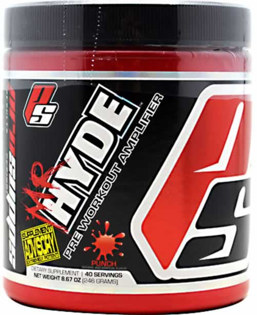 Pro Supps Mr. Hyde Supplement
