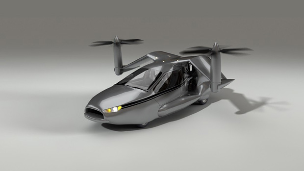 Future Flying Car