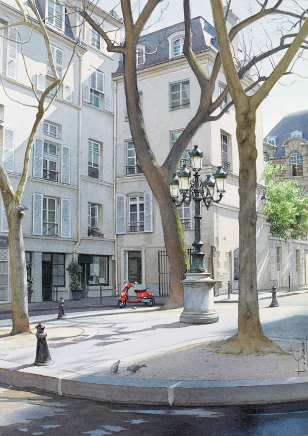 beauty_of_Paris_Thierry_Duval_paintings_10