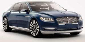 Bentley designer calls Lincoln Continental a ripoff