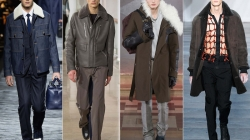 Shearling Show for Men's Wear Trends