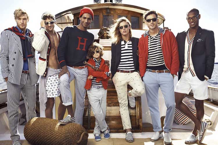 Tommy Hilfiger Clothing Brands for Men