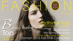 Fashion Central Magazine – Issue April-2015