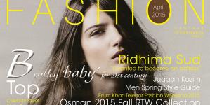 Fashion Central Magazine – Issue April-2015