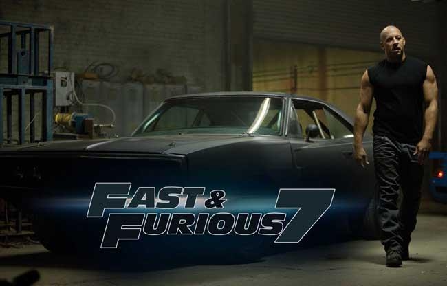 'Furious 7' Making Records at International Box Office
