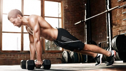 The Pushup Workout That Crushes Your Chest