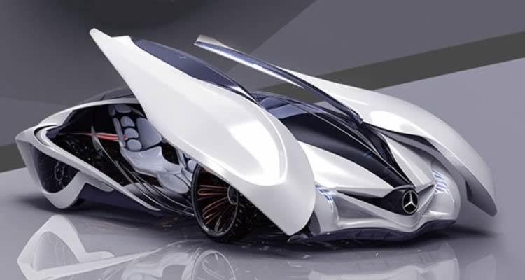 michelin dolphin concept car @ menzmag.com